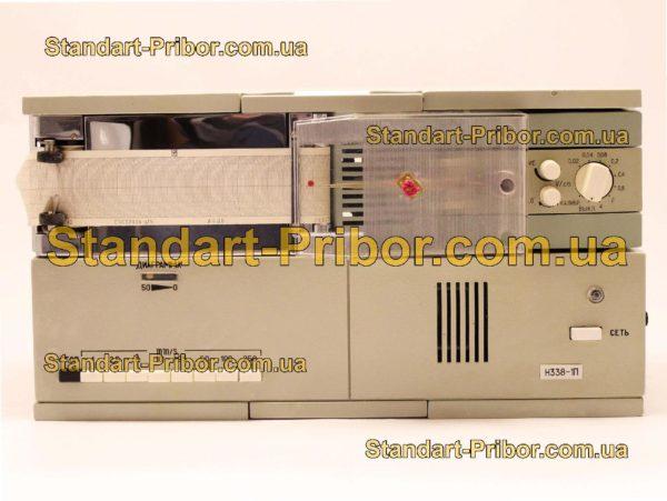 Н338-1Б прибор самопишущий щитовой - фото 6