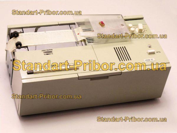Н338-4П прибор самопишущий щитовой - фотография 1