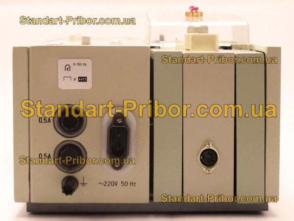 Н338-4П прибор самопишущий щитовой - фото 3