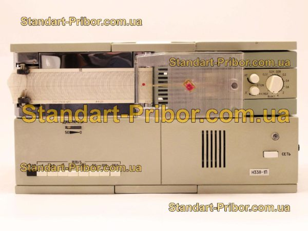 Н338-4П прибор самопишущий щитовой - фото 6