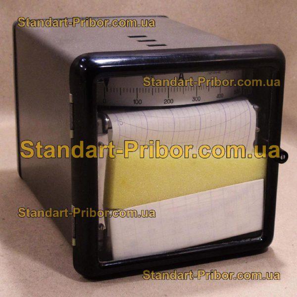 Н340 прибор самопишущий щитовой - фотография 1