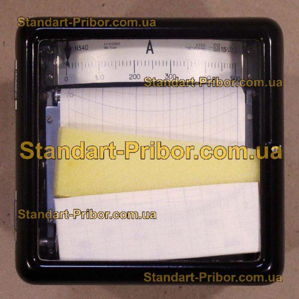 Н340 прибор самопишущий щитовой - изображение 2