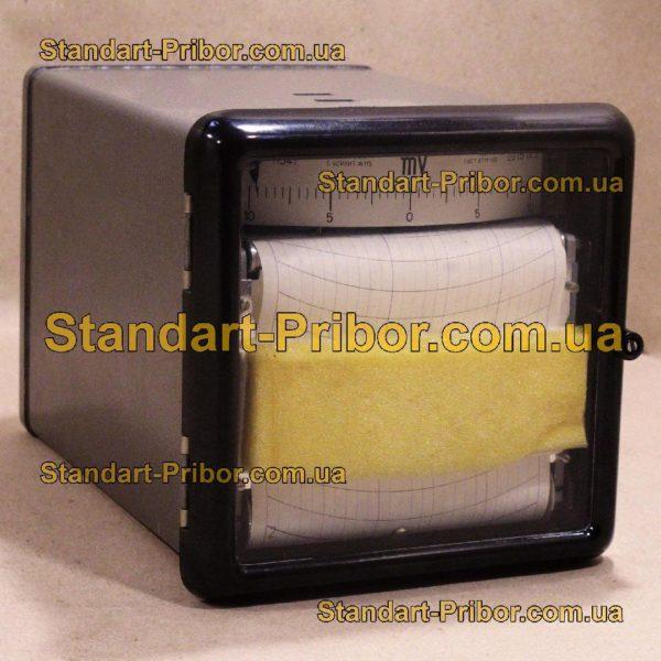 Н341 прибор самопишущий щитовой - фотография 1