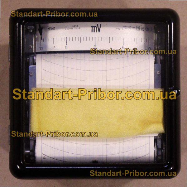 Н341 прибор самопишущий щитовой - фото 3