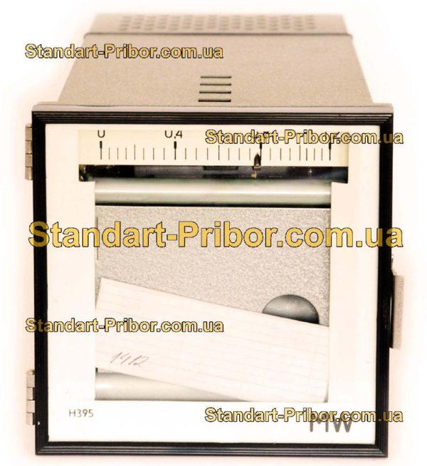 Н395 прибор самопишущий щитовой - фотография 1