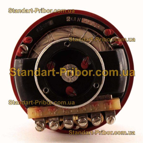 НЭД-1101 кл.т. 1 сельсин контактный - фото 3