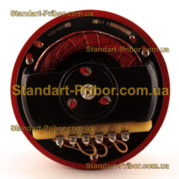 НЭД-1501 сельсин контактный - фото 3