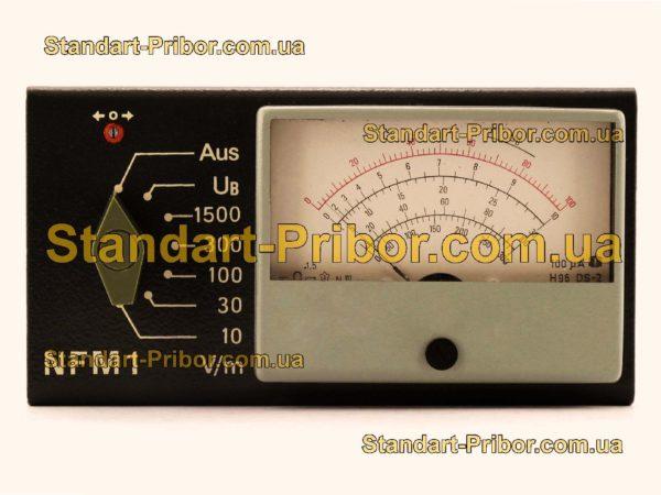 НФМ1 (NFM1) измеритель электромагнитного поля - фотография 4