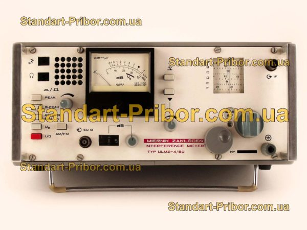 NLMZ-4/50 измеритель радиопомех - изображение 2