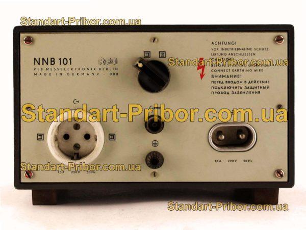 NNB 101 эквивалент сети - изображение 2