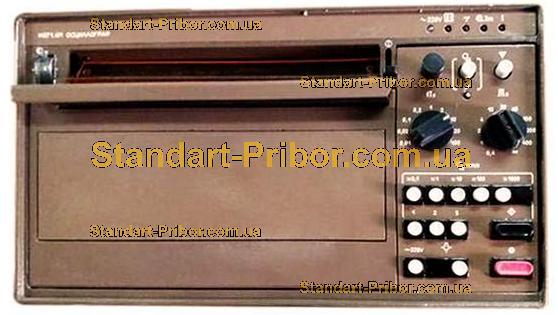 НО71.4М осциллограф светолучевой - фотография 1
