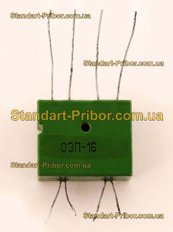 ОЭП-16 оптопара резисторная - изображение 2