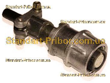 ОНЦ-РГ-09-4/14-Р12 розетка кабельная - фотография 1