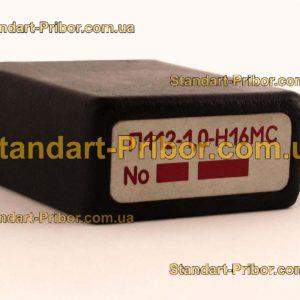 П112-1.0-Н16МС преобразователь пьезоэлектрический - фотография 1