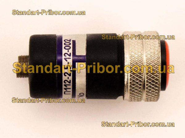 П112-2.5-12/2-А-001 преобразователь контактный - фото 3