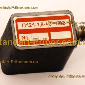 П121-1.25-45-М-003 преобразователь контактный - фотография 1