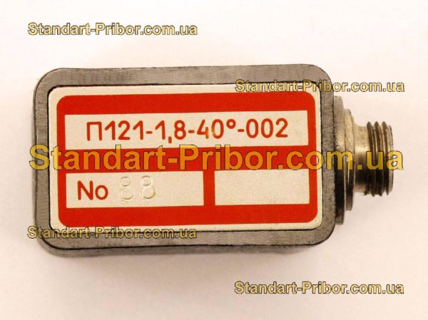 П121-1.8-40-002 преобразователь контактный - изображение 2