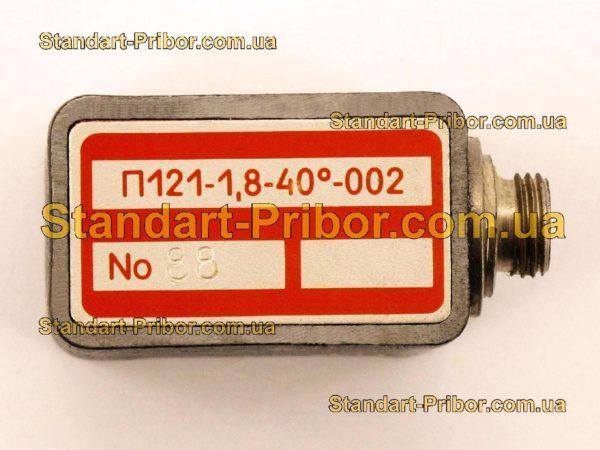 П121-1.8-40-АММ-001 преобразователь контактный - изображение 2
