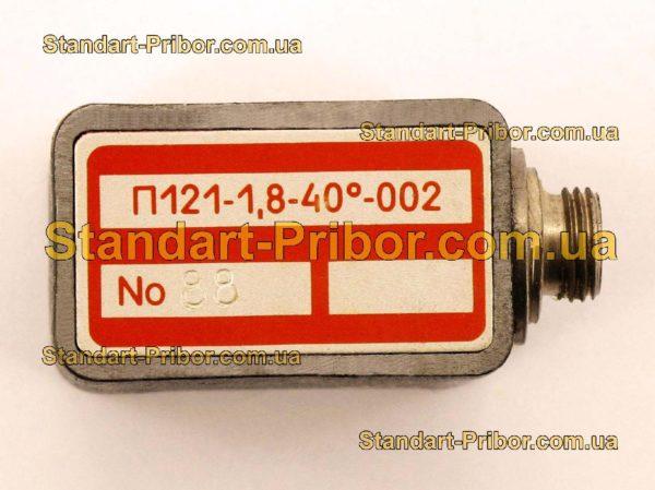 П121-1.8-40-М-003 преобразователь контактный - изображение 2