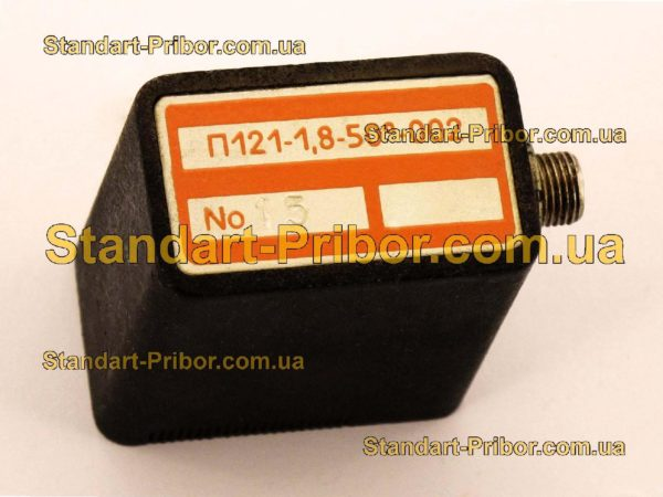 П121-1.8-45-А-002 преобразователь контактный - изображение 2