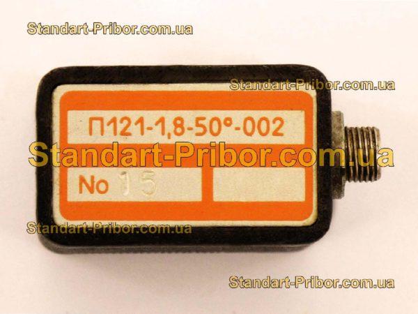 П121-1.8-50-А-002 преобразователь контактный - изображение 2