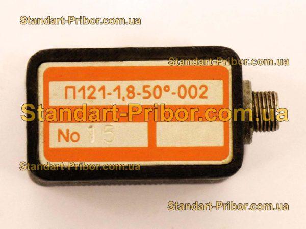 П121-1.8-50-АММ-001 преобразователь контактный - изображение 2