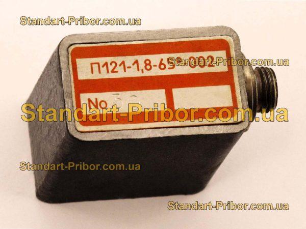 П121-1.8-60-М-003 преобразователь контактный - изображение 8