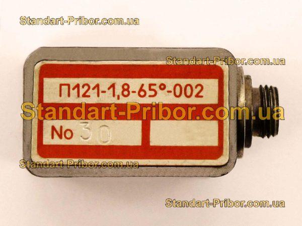 П121-1.8-65-002 преобразователь контактный - изображение 2