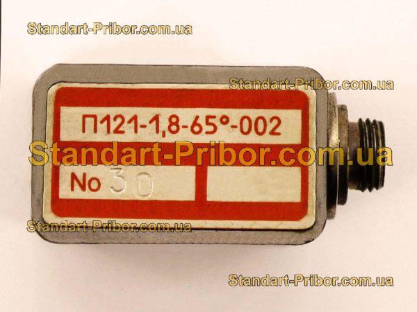 П121-1.8-65-АММ-001 преобразователь контактный - изображение 2