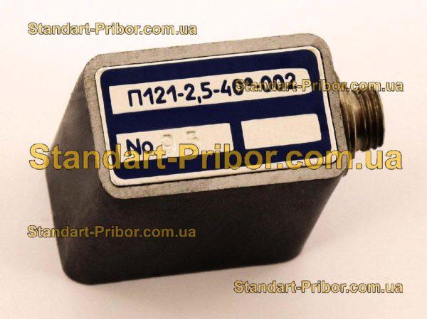П121-10-50-АММ-001 преобразователь контактный - фотография 4
