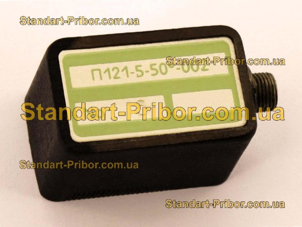 П121-10-50-АММ-001 преобразователь контактный - фото 6