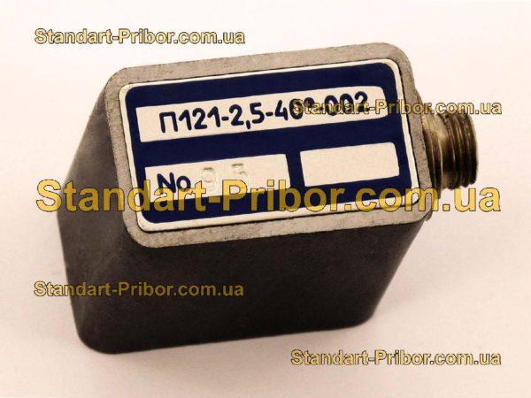 П121-10-55-АММ-001 преобразователь контактный - фотография 4