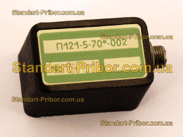 П121-10-60-АММ-001 преобразователь контактный - фото 9