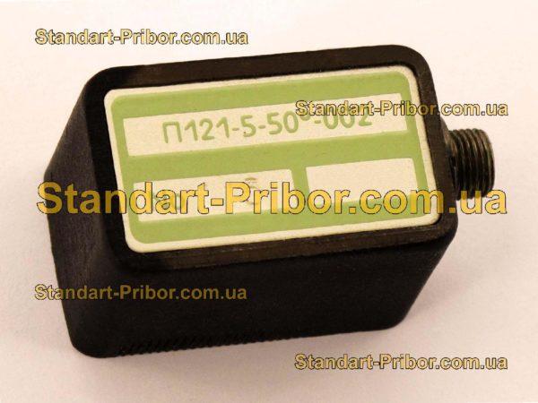 П121-10-65-АММ-001 преобразователь контактный - фото 6