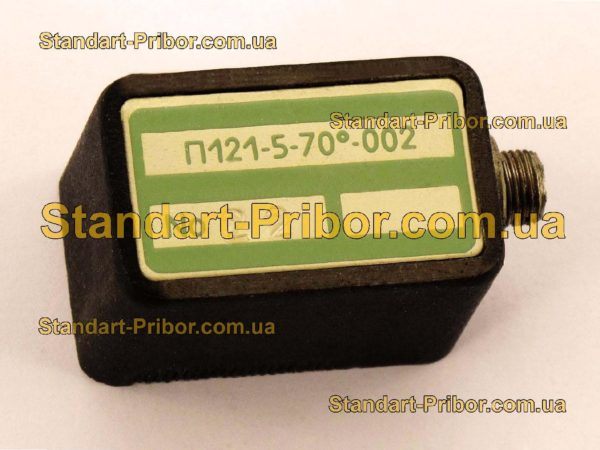 П121-10-65-АММ-001 преобразователь контактный - фото 9