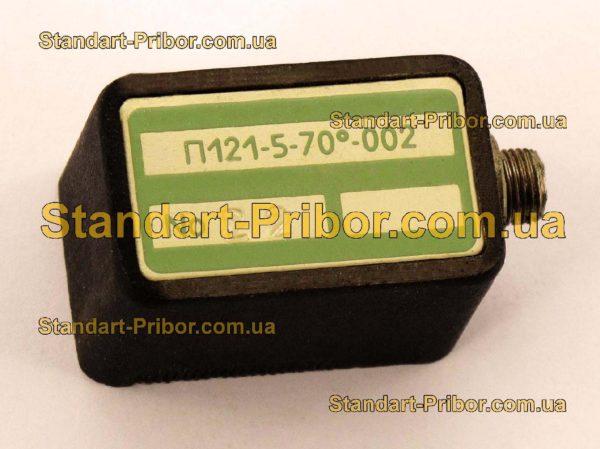 П121-10-70-АММ-001 преобразователь контактный - фото 9