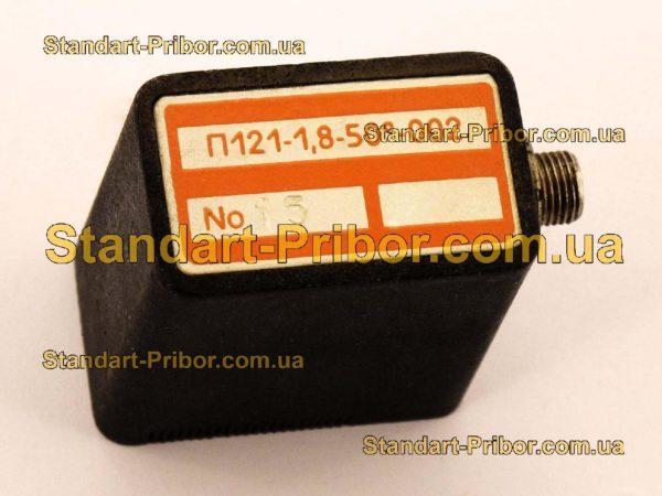 П121-10-75-АММ-001 преобразователь контактный - изображение 2