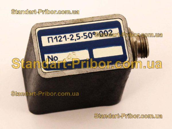 П121-10-75-АММ-001 преобразователь контактный - фото 3