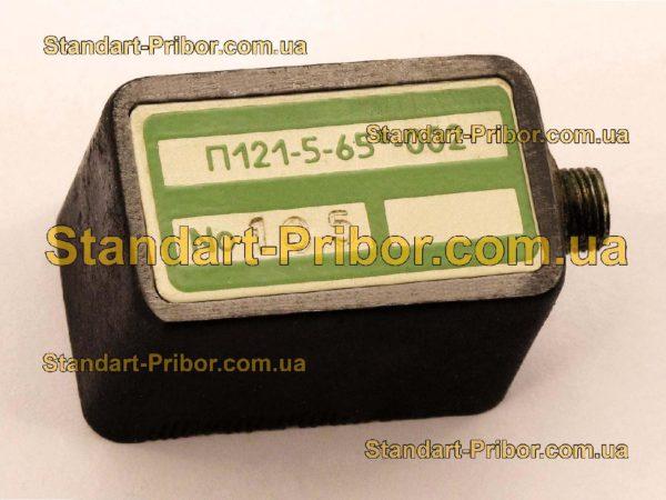 П121-10-75-АММ-001 преобразователь контактный - фотография 7