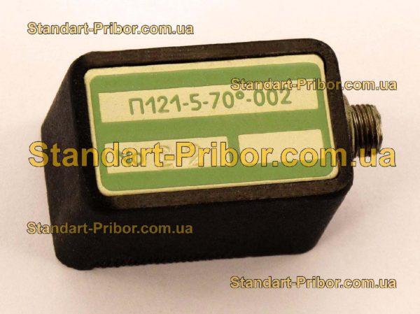 П121-10-75-АММ-001 преобразователь контактный - фото 9
