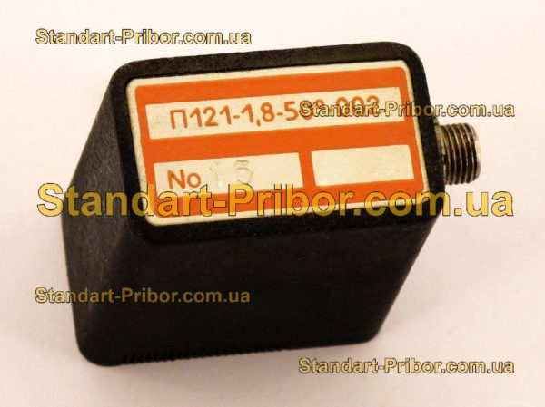 П121-2.5-45-АК20 преобразователь контактный - изображение 2
