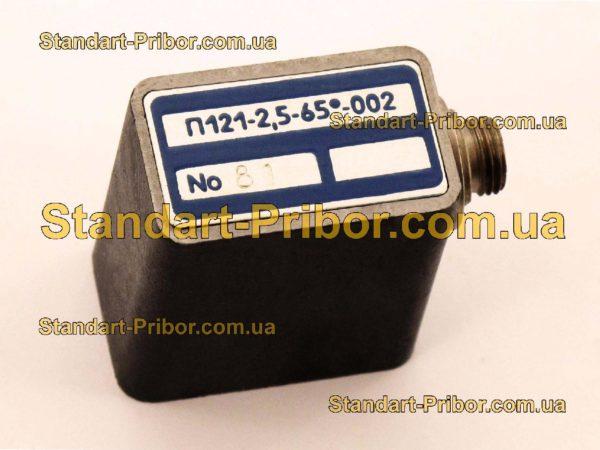 П121-2.5-55-АММ-001 преобразователь контактный - изображение 5