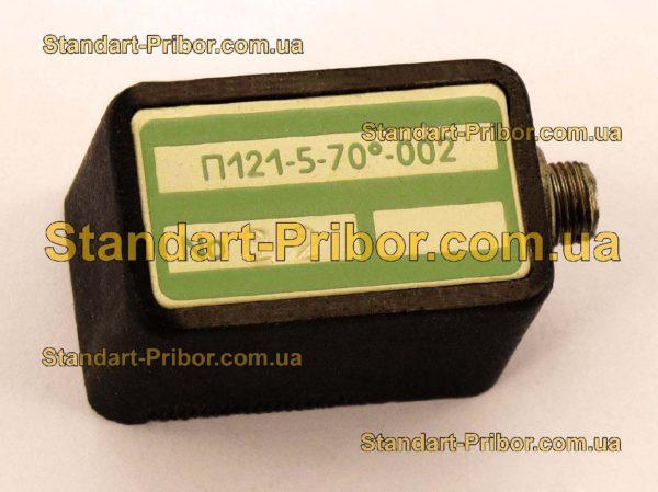 П121-2.5-55-АММ-001 преобразователь контактный - фото 9