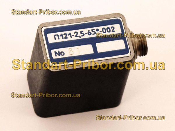 П121-2.5-60-АММ-001 преобразователь контактный - изображение 5