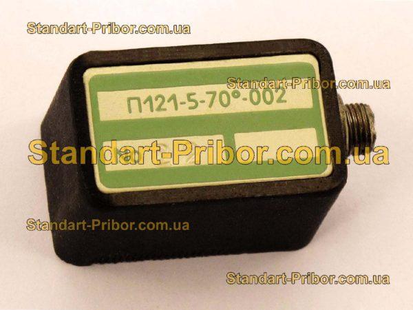 П121-2.5-60-АММ-001 преобразователь контактный - фото 9