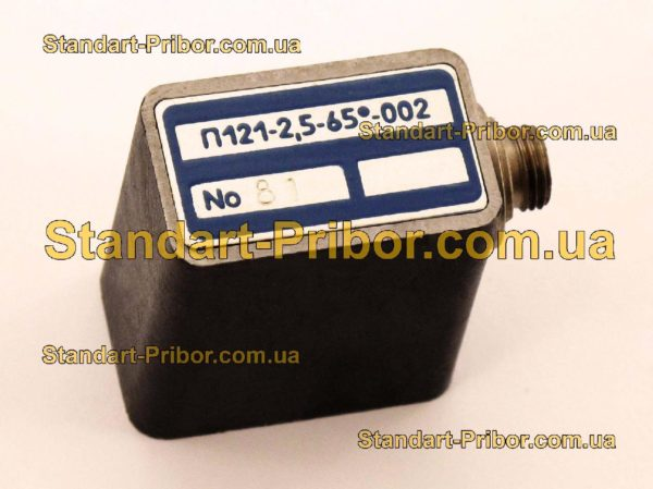 П121-2.5-68-М-003 преобразователь контактный - изображение 5