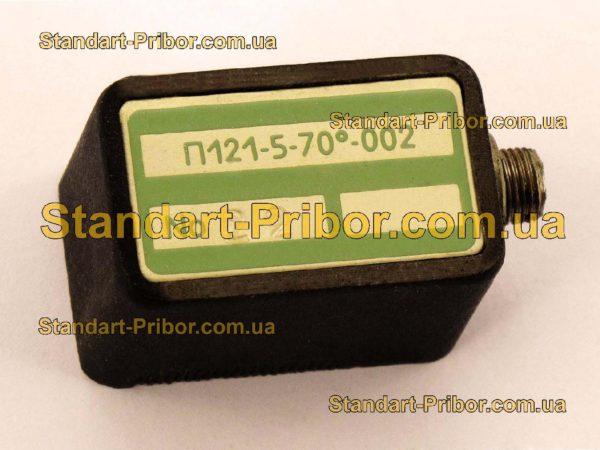 П121-2.5-70-АММ-001 преобразователь контактный - фото 9