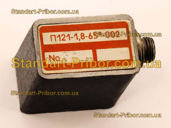 П121-5-40-М-003 преобразователь контактный - изображение 8