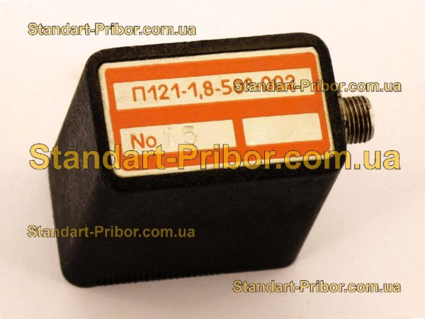 П121-5-45-АМ-001 преобразователь контактный - изображение 2