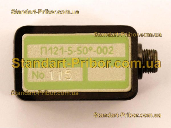 П121-5-50-АК20 преобразователь контактный - изображение 2